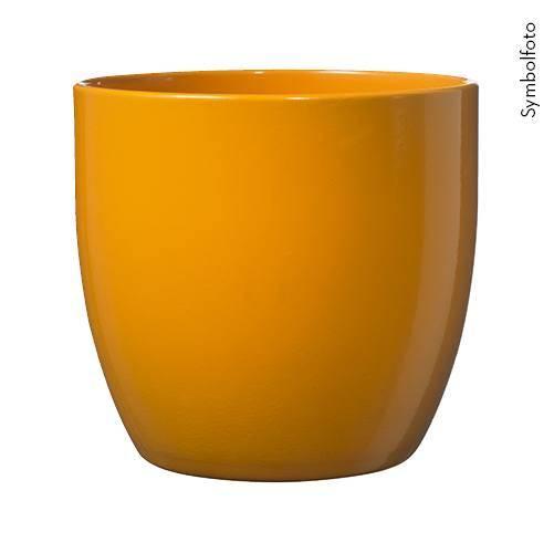 Topf Basel orange